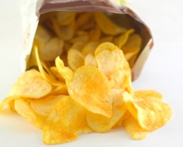 Kids eat processed food because parents give it to them (for the most part)