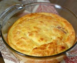 egg souffle from 100 Days of Real Food