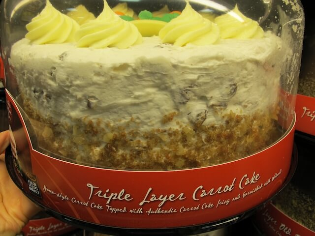 HT Home Style Carrot Cake1 - Food Babe Investigates: Supermarket Birthday Cakes