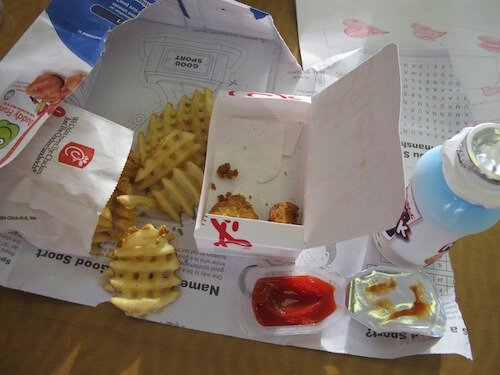 Kids Meal - Food Babe Investigates: Why Chick-fil-A?