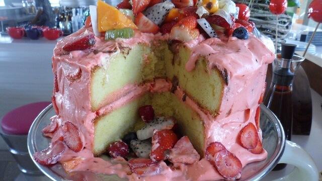 Food Babe Investigates Supermarket Birthday Cakes 100 Days of