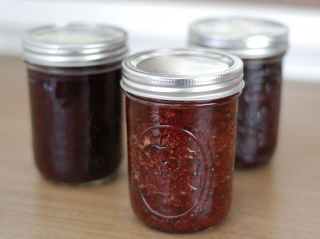 How to can some jam a simple method without pectin or for Pectine cuisine