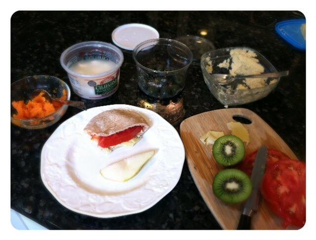 Lisa thursday lunch