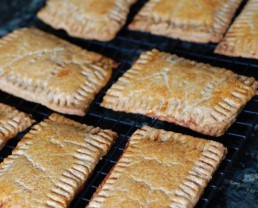 Recipe: Whole-Wheat Toaster Pastries (a.k.a. Pop Tarts!)