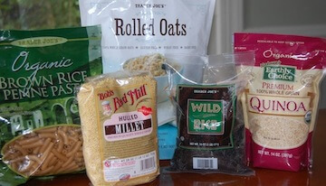 Gluten Free Recipes from 100 Days of Real Food