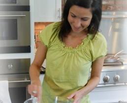 Lisa Cooking