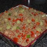 Quinoa Salad from 100 Days of Real Food