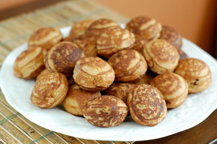 Ebelskivers from 100 Days of Real Food