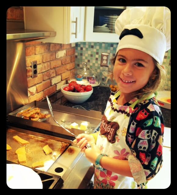 waffle chef