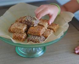 Homemade Larabars (4 ways including nut-free!)