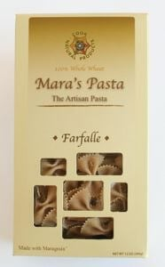Maras Farfalle Recipes from 100 Days of Real Food