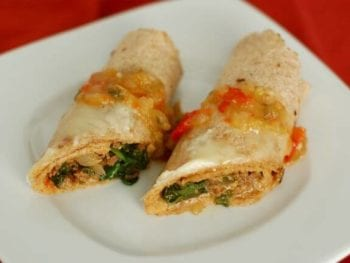 enchiladas 350x263 - Product Review: Meal Plan Services