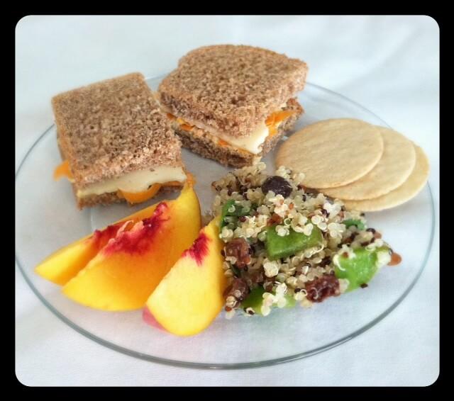 quinoa lunch