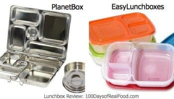 Lunchbox Collage21 350x200 - Product Review: Lunchboxes