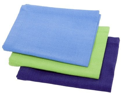 boy napkins