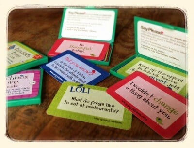 lunchbox love cards