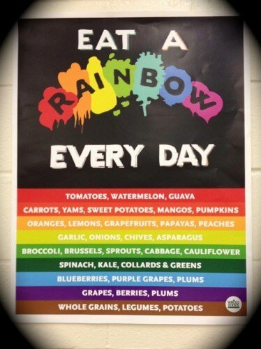 Food-Day-Eat-a-Rainbow-poster