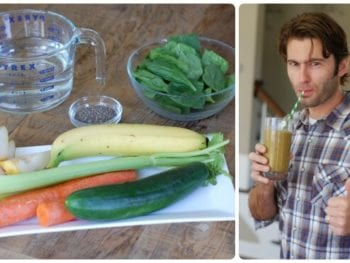 Green Smoothie Collage 350x263 - Interview with Doctor: Food as Medicine