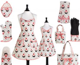 Adorable aprons and so much more!