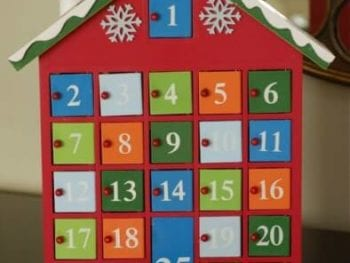 Real Food Tips: Advent Calendars (without candy!)