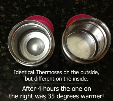 Not all Thermos food jars are created equal! by 100 Days of Real Food