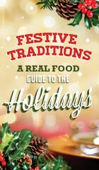 """Festive Traditions"" book seen on 100 Days of Feal Food"