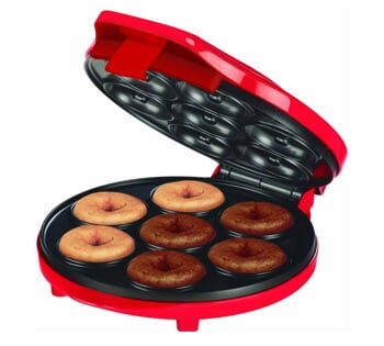 donut maker for whole-grain donut recipes from 100 Days of Real Food