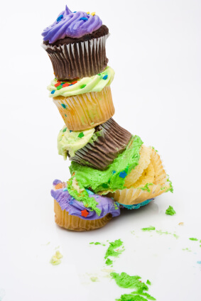 The birthday cupcake dilemma by 100 Days of Real Food