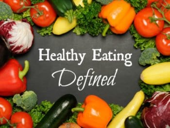 Healthy Eating Defined: Clearing up the Conflicting Messages 1