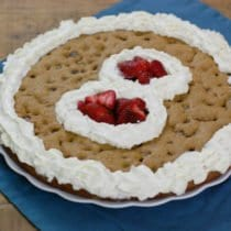 iCookie cake recipe by 100 Days of Real Food