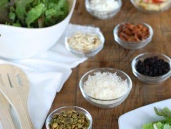 Salads and Snacks with NatureBox