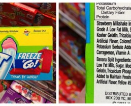 Misleading Food Product Roundup II: Don't Be Fooled