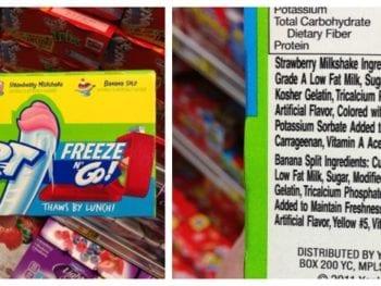 GoGurt 350x263 - Misleading Food Product Roundup II: Don't Be Fooled