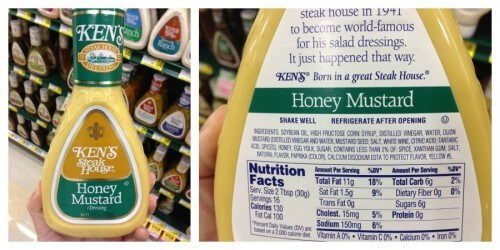 Kens Steakhouse Honey Mustard Dressing - Misleading Food Products II on 100 Days of Real Food