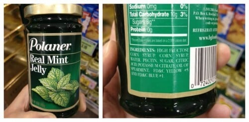 "Polaner ""Real"" Mint Jelly - Misleading Food Products II on 100 Days of Real Food"