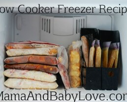 Recipes: From Your Freezer to Your Slow Cooker