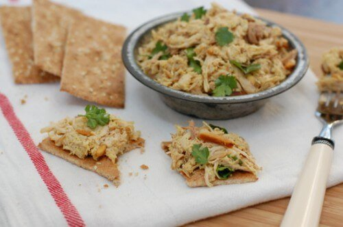 Curry chicken salad 100 days of real food curry chicken salad recipe 100 days of real food forumfinder Choice Image