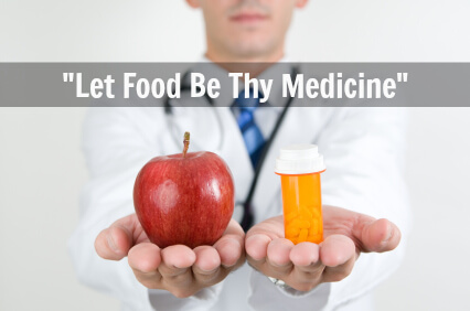 let food be thy medicin - 100 Days of Real Food.jpg