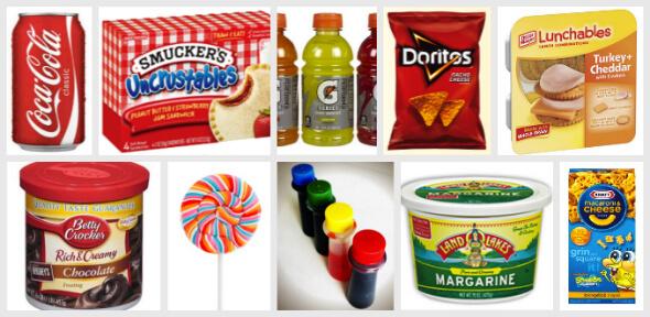 Red Light Foods