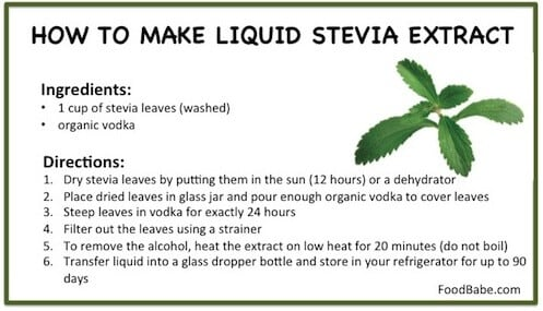 SteviaExtract