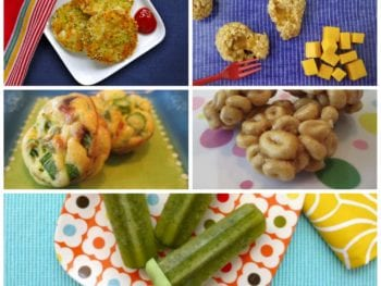 Guest Post: Toddler Bites from Weelicious