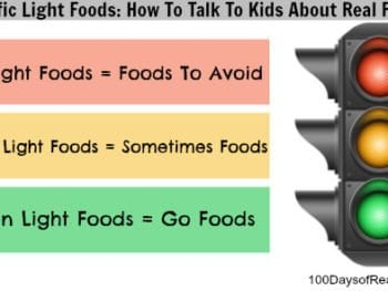 How To Talk To Kids About Real Food