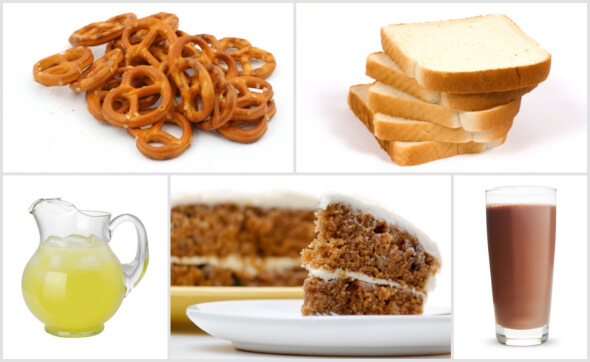 Yellow Light Foods