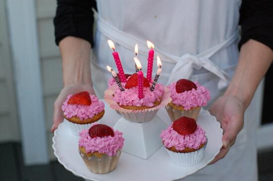 Cupcakes Lit
