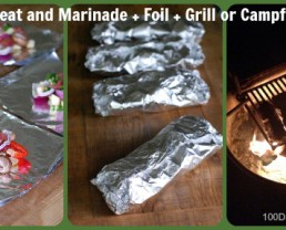Recipe: Grilled Meat and Veggie Foil Packets…Yum!