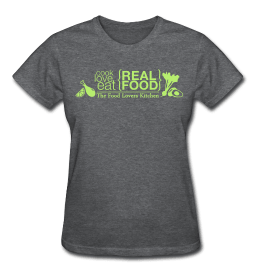 Real Food T-Shirt