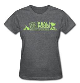 Real Food T-Shirt