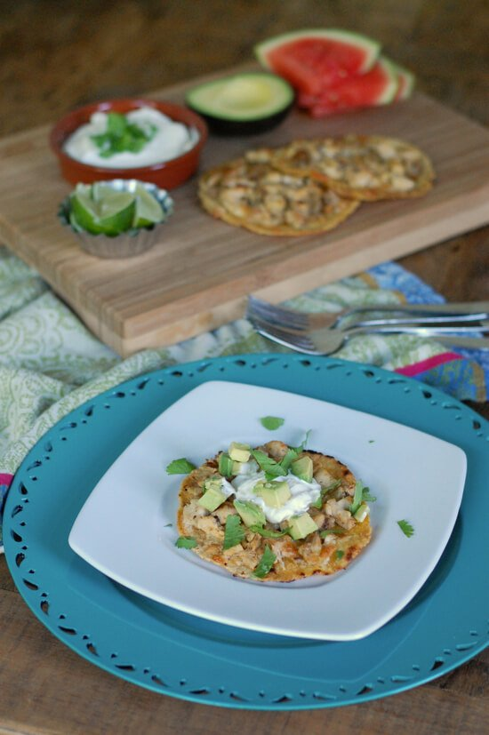 Tostada Spread, quick and healthy weeknight dinners