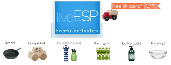 liveESP Essentially Safe Products