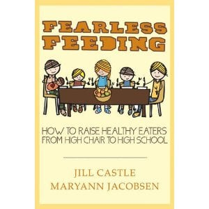 Fearless Feeding book